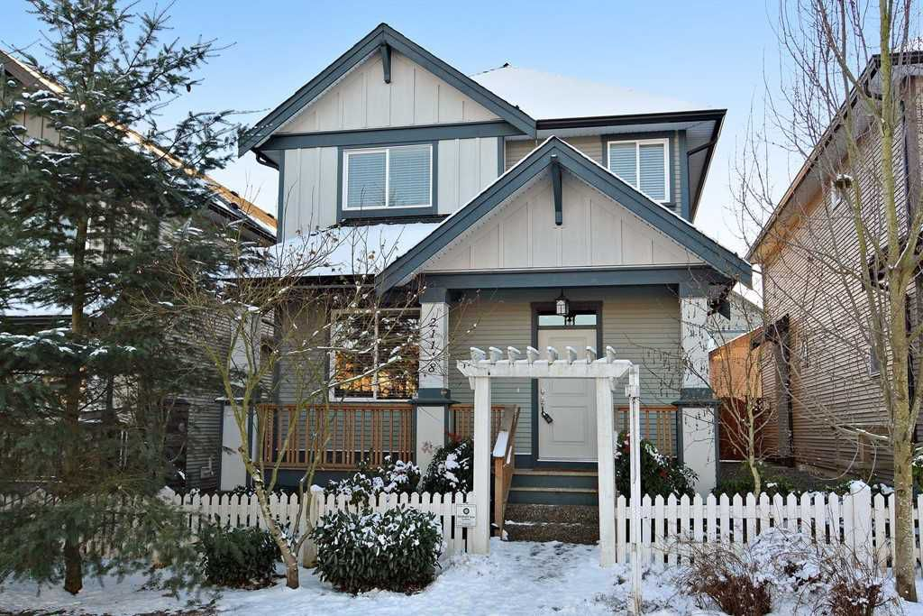 Main Photo: 21118 80 STREET in Langley: Willoughby Heights House for sale : MLS®# R2127494