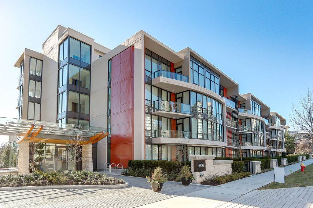 Main Photo: 407 5638 BIRNEY AVENUE in Vancouver: Point Grey Condo for sale (Vancouver West)  : MLS®# R2139314