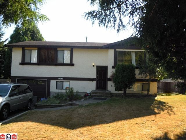 """Main Photo: 19360 62A Avenue in Surrey: Clayton House for sale in """"Bakerview"""" (Cloverdale)  : MLS®# F1222241"""