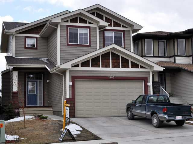 Main Photo: 2105 Reunion Boulevard NW: Airdrie Residential Detached Single Family for sale : MLS®# C3562989