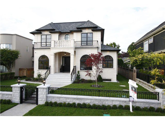 Main Photo: 2511 W 21ST AV in Vancouver: Arbutus House for sale (Vancouver West)  : MLS®# V1026819