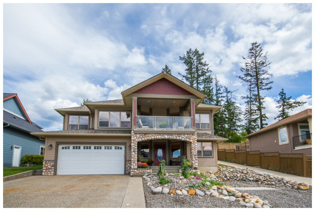 Main Photo: 1720 Northeast 24 Street in Salmon Arm: Lakeview Meadows House for sale (NE Salmon Arm)  : MLS®# 10105842