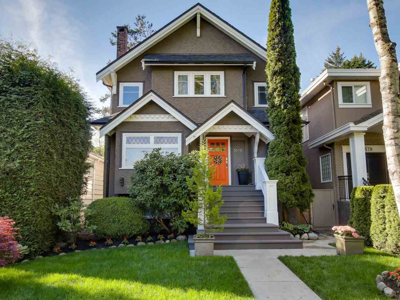 Main Photo: 3570 W 21ST AVENUE in Vancouver: Dunbar House for sale (Vancouver West)  : MLS®# R2059869