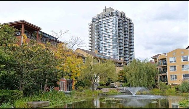 Main Photo: 901 1 Renaissance Square in New Westminster: Quay Condo for sale