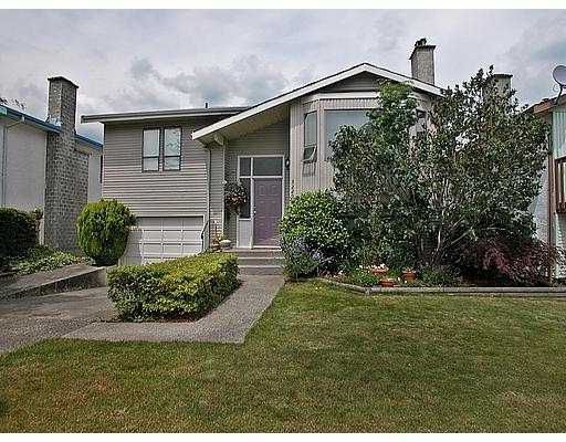 """Main Photo: 3229 BALLENAS CT in Coquitlam: New Horizons House for sale in """"NEW HORIZONS"""" : MLS®# V544994"""