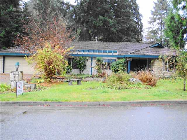 """Main Photo: 2545 KITCHENER AV in Port Coquitlam: Woodland Acres PQ House for sale in """"WOODLAND ACRES"""" : MLS®# V997589"""