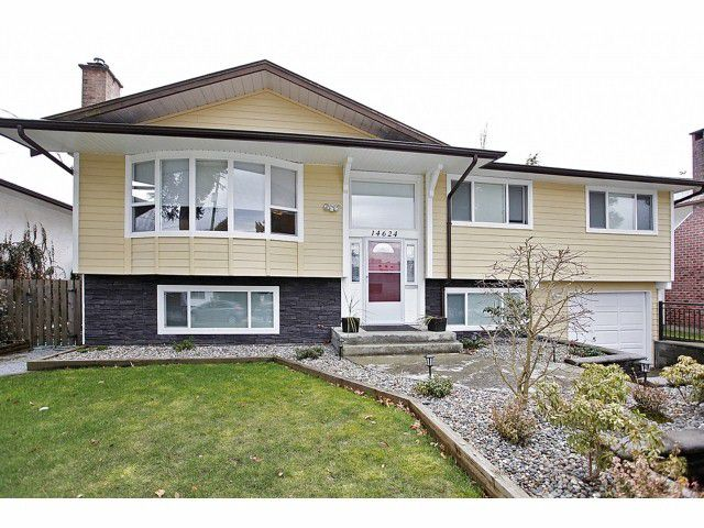 Main Photo: 14624 106TH AV in Surrey: Guildford House for sale (North Surrey)  : MLS®# F 1403182