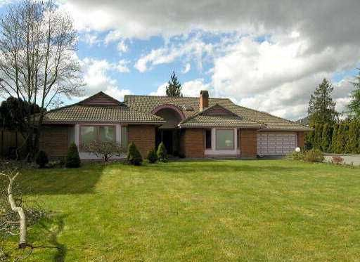 Main Photo: 6321 190 in Surrey: House for sale