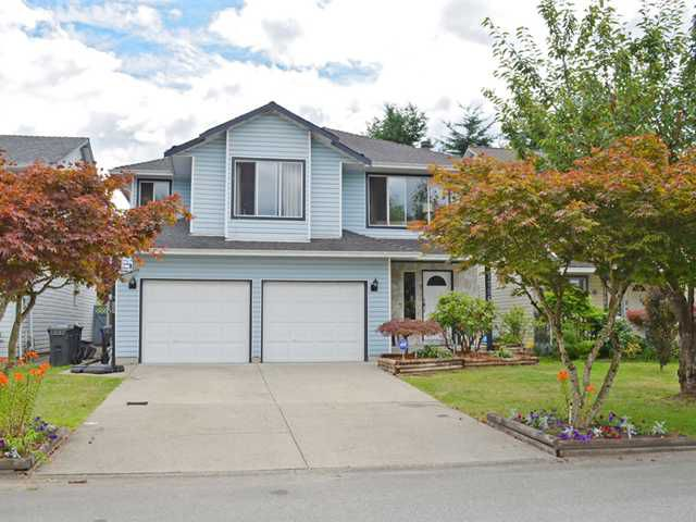 """Main Photo: 1756 PEKRUL Place in Port Coquitlam: Lower Mary Hill House for sale in """"LOWER MARY HILL"""" : MLS®# V1073742"""