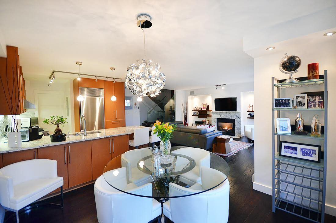 Main Photo: PH1408 819 HAMILTON STREET in Vancouver: Downtown VW Condo for sale (Vancouver West)  : MLS®# R2023277