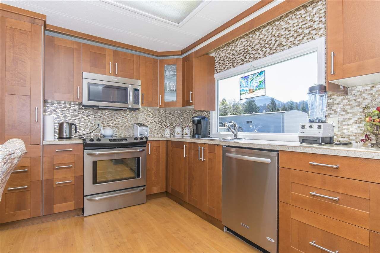 Main Photo: 58 6035 VEDDER ROAD in Sardis: Sardis West Vedder Rd Manufactured Home for sale : MLS®# R2051647