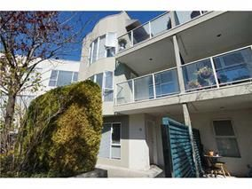 Main Photo: 118 7700 ST. ALBANS ROAD in Richmond: Brighouse South Condo for sale : MLS®# R2098514