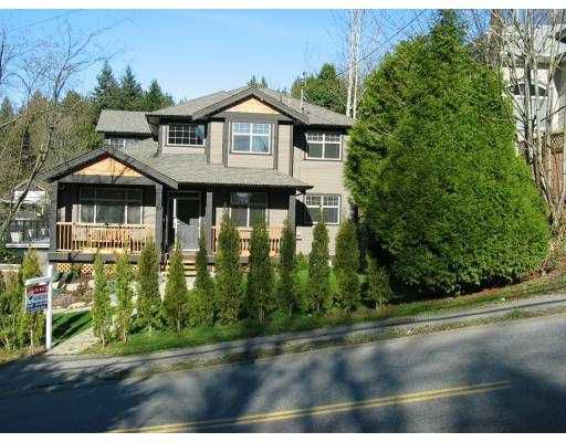 Main Photo: 1939 DAWES HILL RD in Coquitlam: Cape Horn House for sale : MLS®# V574815