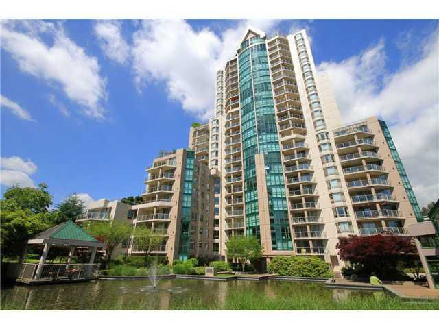 """Main Photo: 1501 1196 PIPELINE Road in Coquitlam: North Coquitlam Condo for sale in """"HUDSON"""" : MLS®# V963866"""