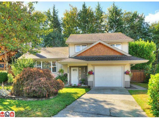 "Main Photo: 5002 197TH Street in Langley: Langley City House for sale in ""Eagle Heights"" : MLS®# F1222098"