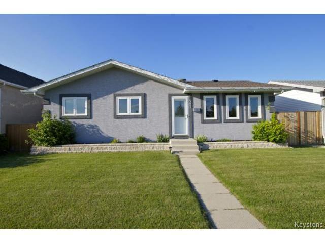 Main Photo: 1487 Leila Avenue in WINNIPEG: Maples / Tyndall Park Residential for sale (North West Winnipeg)  : MLS®# 1417472