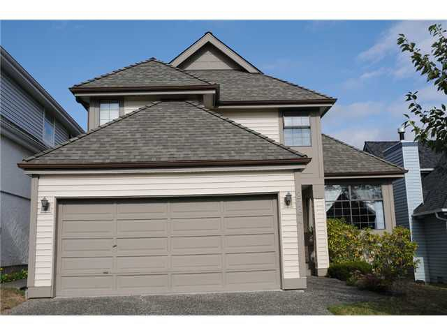 Main Photo: 2784 WESTLAKE Drive in Coquitlam: Coquitlam East House for sale : MLS®# V1083673