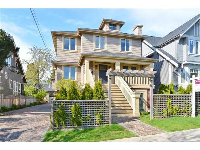 Main Photo: 2525 W 7TH AV in Vancouver: Kitsilano Condo for sale (Vancouver West)  : MLS®# V1084080