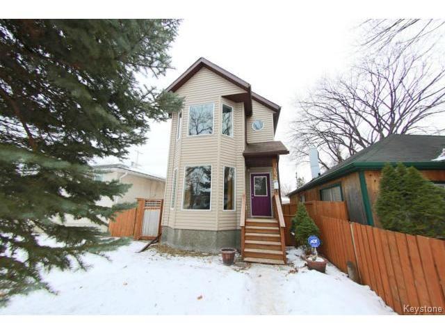 Main Photo: 1028 Southwood Avenue in Winnipeg: Fort Garry / Whyte Ridge / St Norbert Single Family Detached for sale (South East Winnipeg)  : MLS®# 1501899