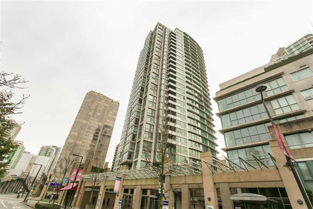 Main Photo: 2009 1008 Cambie Street in Vancouver: Yaletown Condo for sale (Vancouver West)  : MLS®# R2042979