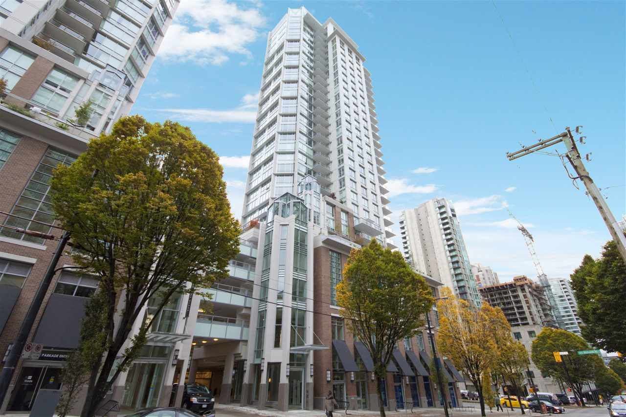 Main Photo: 704 535 SMITHE STREET in Vancouver: Downtown VW Condo for sale (Vancouver West)  : MLS®# R2048097