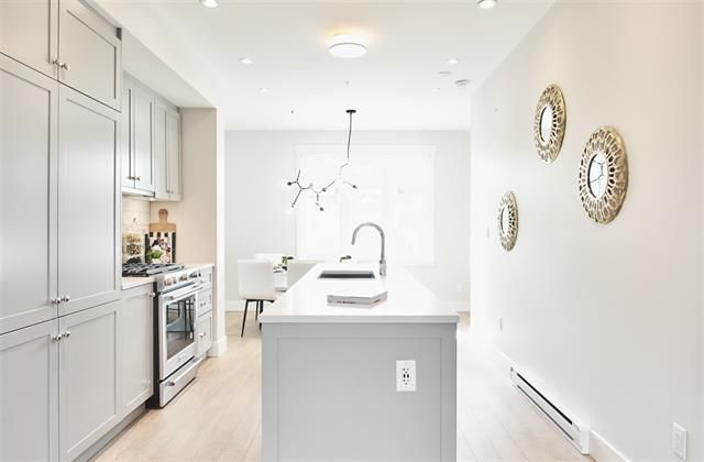 Main Photo: 4356 Knight Street in Vancouver: Townhouse for sale (Vancouver East)  : MLS®# R2148966