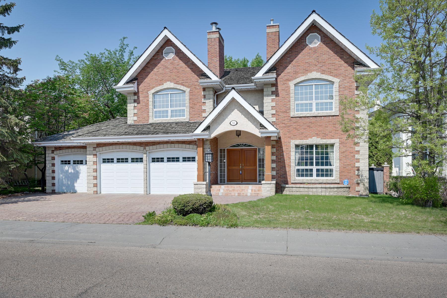 Main Photo: 522 Heffernan Drive in Edmonton: House for sale