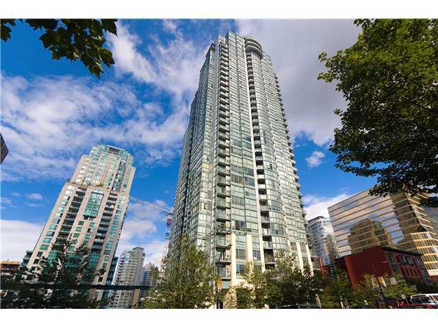 "Main Photo: 2406 1239 W GEORGIA Street in Vancouver: Coal Harbour Condo for sale in ""VENUS"" (Vancouver West)  : MLS®# V929184"