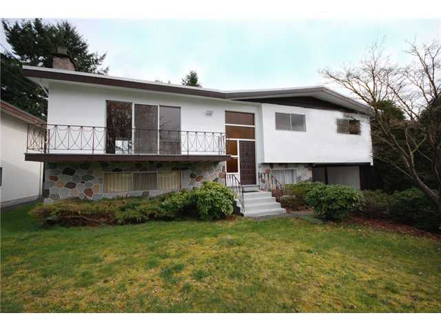 Main Photo: 1480 BLAINE Avenue in Burnaby: Sperling-Duthie House for sale (Burnaby North)  : MLS®# V995339