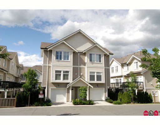 Main Photo: 39 21535 88th Avenue in Redwood Lane: Walnut Grove Home for sale ()  : MLS®# F2804473