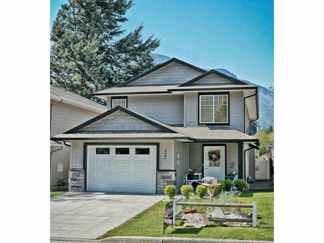 Main Photo: 527 DOUGLAS Street in Hope: Hope Center House for sale : MLS®# H1303181