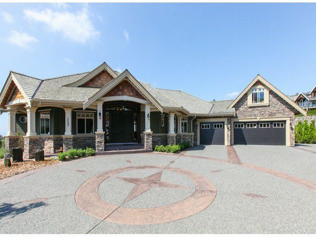 Main Photo: 2649 Larkspur Court in Abbotsford: Abbotsford East House for sale : MLS®# F1324480