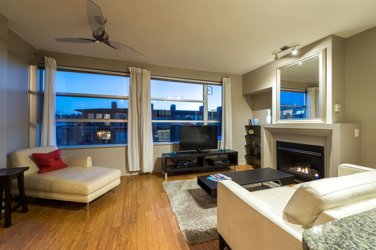 Main Photo: 401 2655 CRANBERRY DRIVE in Vancouver: Kitsilano Condo for sale (Vancouver West)  : MLS®# R2018243