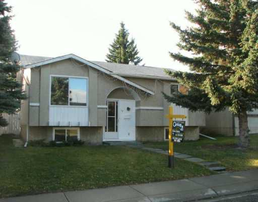 Main Photo:  in CALGARY: Marlborough Residential Detached Single Family for sale (Calgary)  : MLS®# C3235666