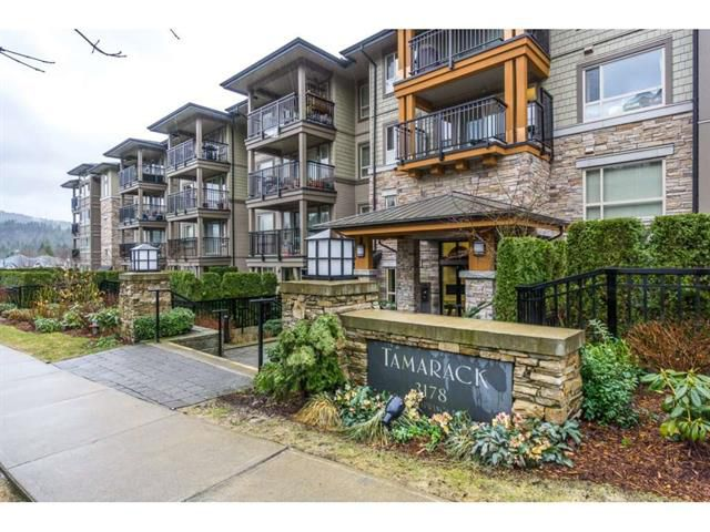 Main Photo: #413 - 3178 Dayanee Springs Blvd in Coquitlam: Westwood Plateau Condo for sale : MLS®# R2143799