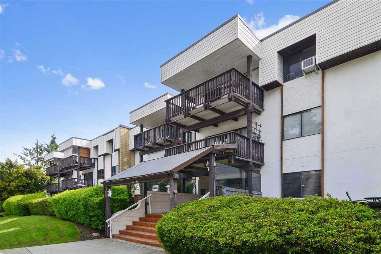 Main Photo: 107 12170 222 STREET in : West Central Condo for sale : MLS®# R2189040