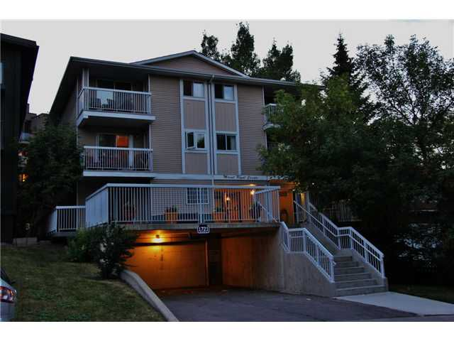 Main Photo: 203 1721 13 Street SW in CALGARY: Lower Mount Royal Condo for sale (Calgary)  : MLS®# C3537598