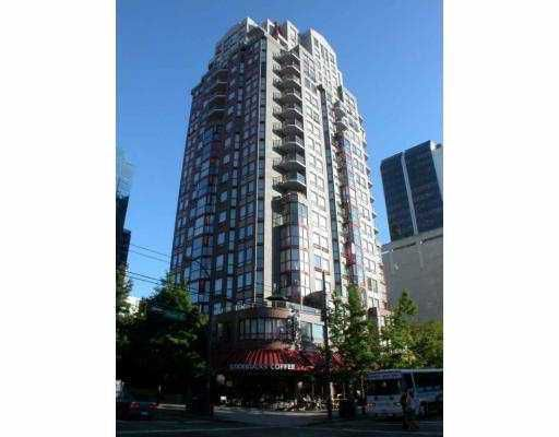 Main Photo: 1604 811 HELMCKEN ST in Vancouver: Downtown VW Condo for sale (Vancouver West)  : MLS®# V589283