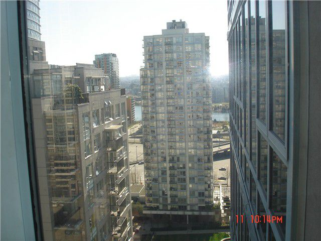 "Main Photo: 2007 950 CAMBIE Street in Vancouver: Yaletown Condo for sale in ""Yaletown"" (Vancouver West)  : MLS®# V998551"