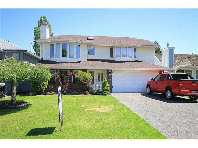 """Main Photo: 12486 222ND ST in Maple Ridge: West Central House for sale in """"DAVISON SUBDIVISION"""" : MLS®# V1005457"""