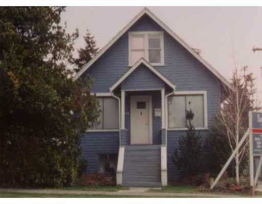 Main Photo: 8570 OSLER ST in : Marpole House for sale : MLS®# V214284
