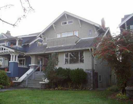 Main Photo: 2064 - 2066 W 15TH AV in : Kitsilano House Fourplex for sale : MLS®# V513730