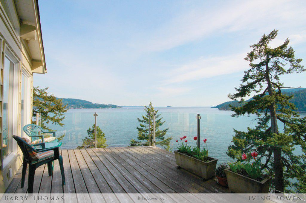Main Photo: 1493 Williams Road in Bowen Island: Eagle Cliff House for sale : MLS®# V1137537