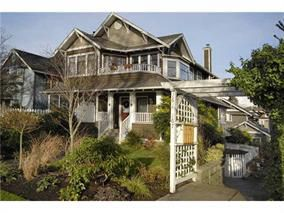 Main Photo: 161 W 15th Avenue in Vancouver: Mount Pleasant VW Townhouse for sale (Vancouver West)  : MLS®# V982132