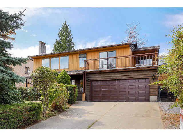 Main Photo: 436 Alouette Drive in Coquitlam: Coquitlam East House  : MLS®# V1140996