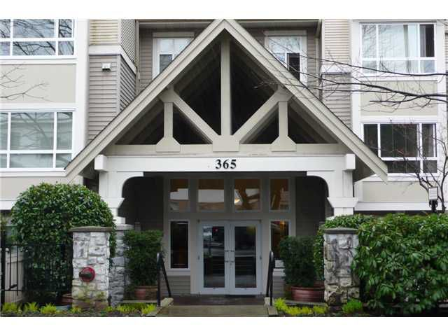 """Main Photo: 213 365 E 1ST Street in North Vancouver: Lower Lonsdale Condo for sale in """"The Vista at Hammersley Park"""" : MLS®# V954569"""