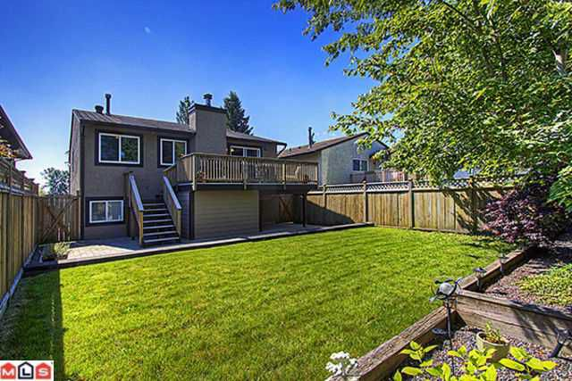 "Main Photo: 2249 WILLOUGHBY Way in Langley: Willoughby Heights House for sale in ""Langley Meadows"" : MLS®# F1215714"