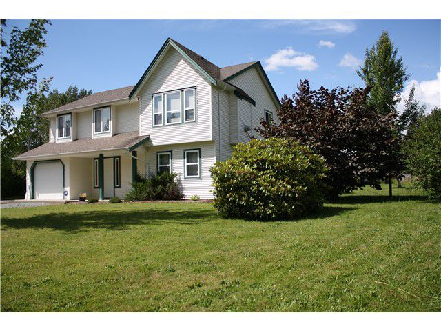 """Main Photo: 28323 MYRTLE AV in Abbotsford: Bradner House for sale in """"bradner"""" : MLS®# F1317197"""