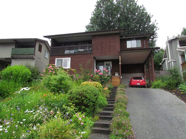 Main Photo: 3350 Omineca in Abbotsford: Abbotsford East House for rent
