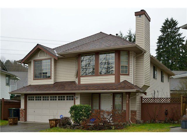 Main Photo: 908 HERRMANN ST in Coquitlam: Meadow Brook House for sale : MLS®# V1104987
